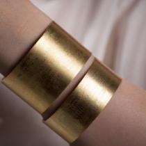 manchette-dorée-sable-petit-modèle-schade-jewellery